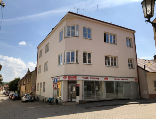 Bytový dům Slavkov