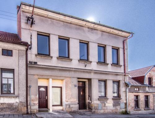 Bytový dům Hořice