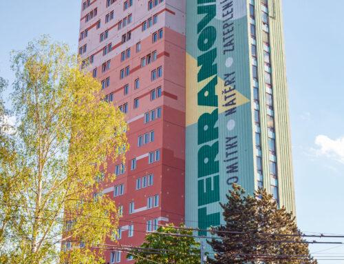 Teplice apartment building