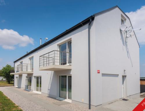Apartmánový dům Horoměřice