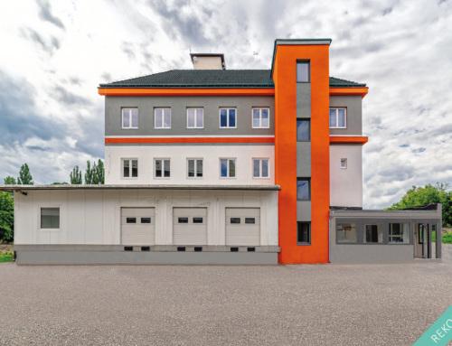 Průmyslový areál Jičín