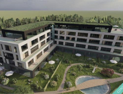 New building Pardubice Region
