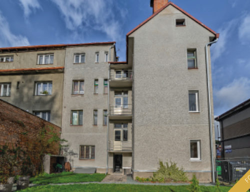 Hronov apartment building