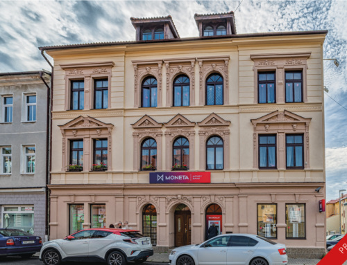 Bytový dům Litvínov