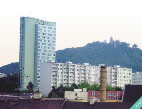 Bytový dům Teplice